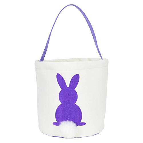 Delidraw Tasche Handtasche Kaninchen Bunny Ostern Süßigkeiten Snack Korb Cookies Tasche Kinder Geschenk