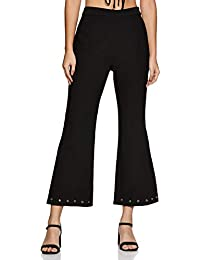 FabAlley Women's Flared Pants