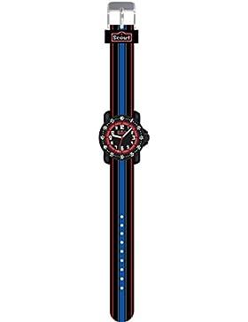 Scout Jungen-Armbanduhr Analog Q