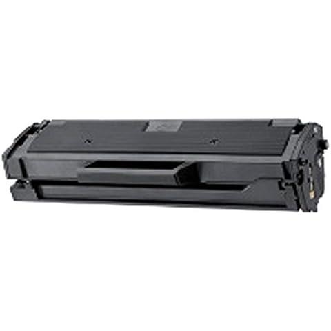 Perfect Print MLT-D101 - Cartucho de tóner para impresora láser Samsung MLT-D101S, color negro