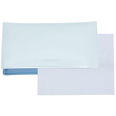 Shiseido Pureness Oil Control Blotting Paper by