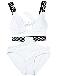 e5febec0851 Amazon.in  Brands Shop - Bikinis   Swim   Beachwear  Clothing ...
