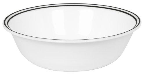 Corelle Livingware 18-Ounce Soup/Cereal Bowl, City Block by CORELLE Corelle City-block