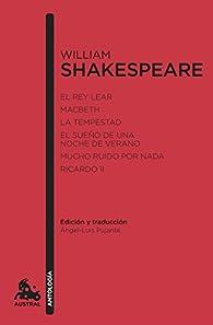 William Shakespeare. Antología par William Shakespeare