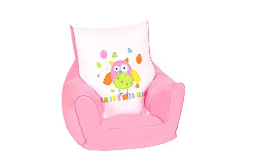 Knorr-Baby 450305 Kinder Sitzsack'Eule'