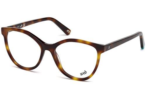 Web Damen WE5211 Sonnenbrille, Braun (Avelana Bionda), 52.0