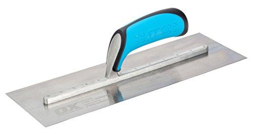 OX Pro Carbon Steel Plasterers Trowel - 120 X 356mm