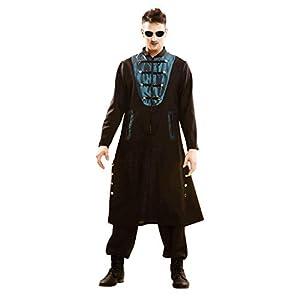 My Other Me Me-202384 Disfraz de gótico para hombre, M-L (Viving Costumes 202384)