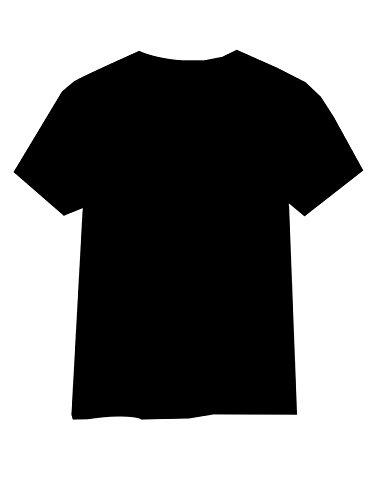 Buffini METALLICA Herren Schwarz T-shirt Gelb (yellow logo)