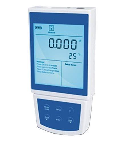 NEWTRY Tragbarer Digitaler Leitfähigkeitsprüfer/Leitfähigkeitsmesser / Mini-Wasserqualitätstester/Taschengröße (JK-CON-008)