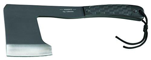 Herbertz TOP-Collection Outdoor Beil Aluminium-Griffschalen Gesamtlänge: 29.9cm, grau, M