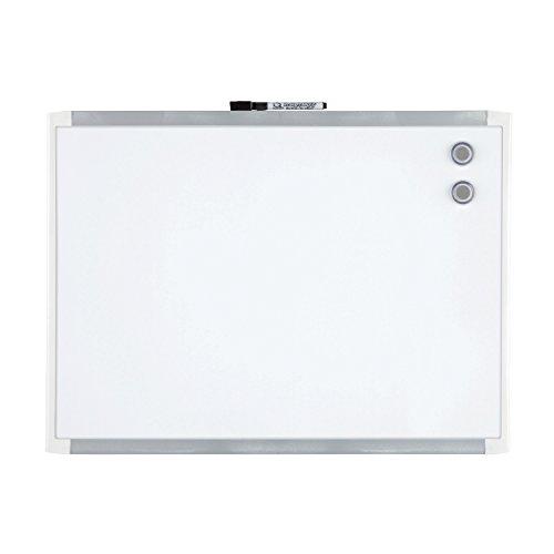 Quartet - Pizarra blanca magnética 585 x 430 mm