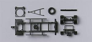 Herpa 080507 Extra - Chasis del Remolque de Caja móvil de 2 Ejes (7,15 m)