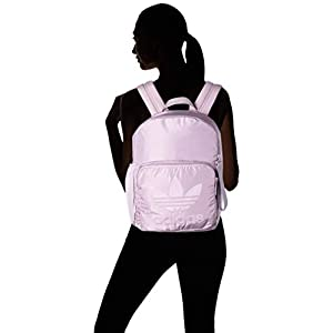 31F825QBr4L. SS300  - Adidas Training Mochila Tipo Casual 36 Centimeters 25 Rosa (Soft Vision)