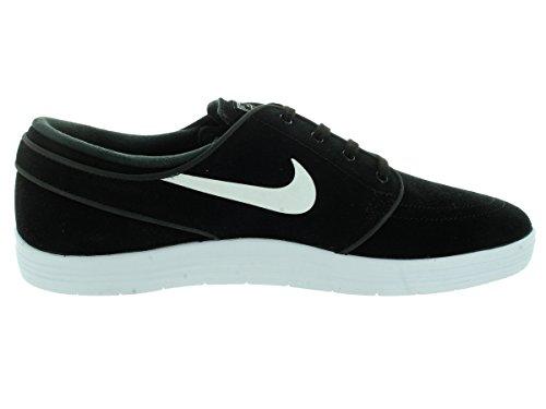 Nike Lunar Stefan Janoski, Chaussures de Skate Homme Noir