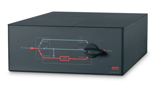 APC by Schneider Electric Service Bypass Panel/200-208-240V -