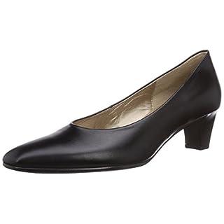 Gabor Shoes Gabor Basic, Damen Pumps, Schwarz (schwarz 37), 42.5 EU (8.5 UK)