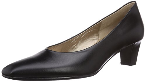 Gabor Shoes Gabor Basic, Damen Pumps, Schwarz (schwarz 37), 41 EU (7.5 Damen UK)