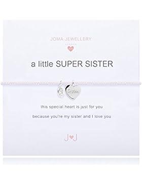 Joma Jewellery Kinder-/Schwestern-Armband