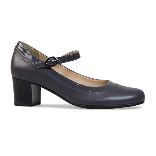 Marc Shoes 40440, Escarpins Femme - Gris - Gris, 36.5