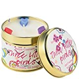 Tinned Candle by Bomb Cosmetics Three Little Birds