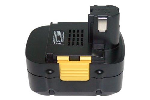 NiMH 15,60V 3000mAh Akku kompatibel mit Panasonic EY9230B, EY9231, EY9231B, PANASONIC EY Series Werkzeugakkus Serie 15.6