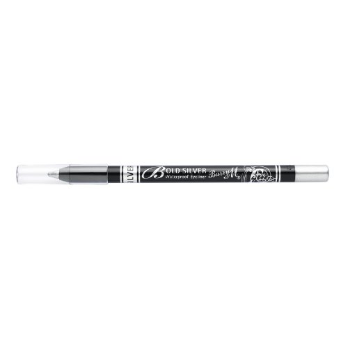 Barry M Cosmetics Bold Waterproof Eyeliner, Silver