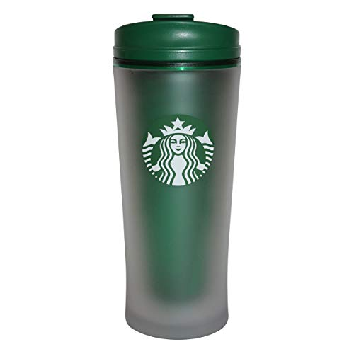 Starbucks Thermobecher/Becher Frosted Sirene Acryl green355ml 12 FL/OZ