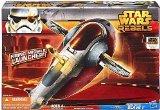 Star Wars Boba Fett's Slave 1 Vehicle