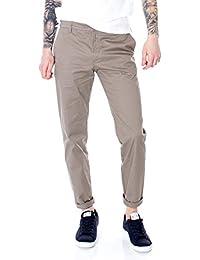 ea6aa81b188 Amazon.es  Beige - Pantalones   Hombre  Ropa