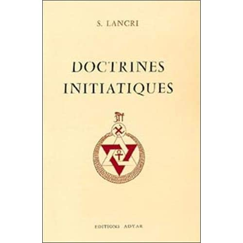 Les doctrines initiatiques