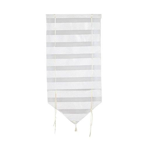 Store pare-soleil 60x160 cm blanc
