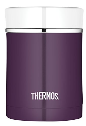 thermos-stainless-king-191063-discovery-food-flask-470-ml-plum