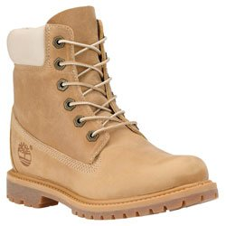 Timberland Earthkeepers® 6-InchPremium With Internal Wedge femmes, cuir lisse, bottes, 37 EU