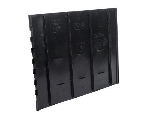 DeepRoot® UB 18-2 Lot de 26 panneaux pour barrière anti-racines 46 x 61 cm