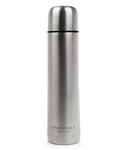 Greenfield Collection Vakuum-Isolierflasche, Edelstahl -