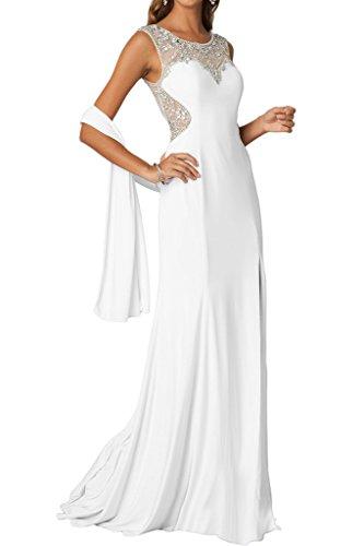 Missdressy - Robe - Femme Blanc - blanc