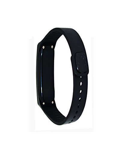 DA MY SHOP DA MY SHOP Digital BLACK LED BLACK COLOUR WRIST WATCH BAND