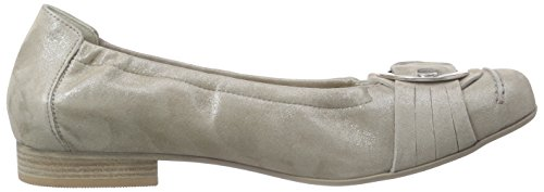 Semler Denise Damen Pumps Beige (028 - Panna)