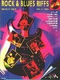 Rock & Blues Riffs Git. Guitare +CD