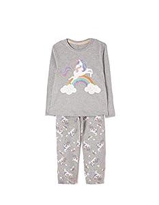 ZIPPY Unicornio Conjuntos de Pijama,