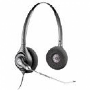 Plantronics Headset SupraPlus DW261/A, 39404-01 Digital, Voice Tube, Binaural, Headset Voice Tube