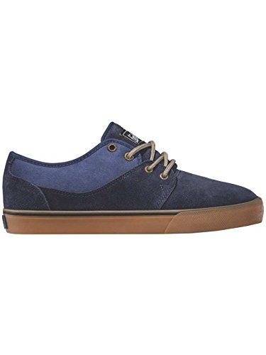 Globe Mahalo Unisex-Erwachsene Sneakers navy/tartan/gum