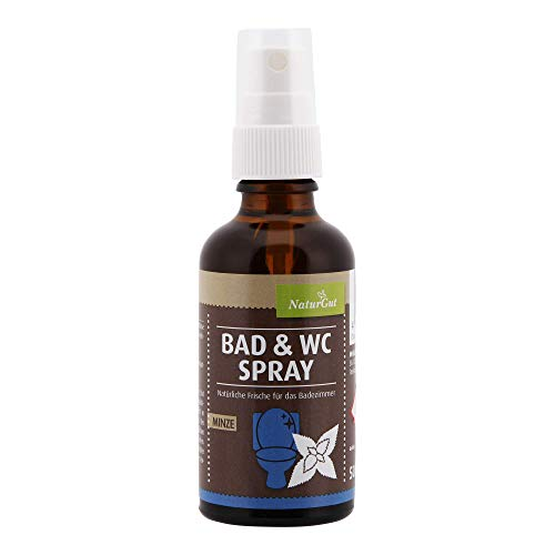 BAD & WC-SPRAY MINZE Frisches Örtchen 50 ml - 50 Ml Bad