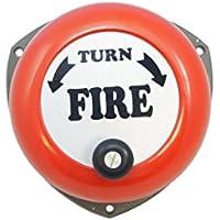 H Roberts Rotary Handbell alarma contra incendios
