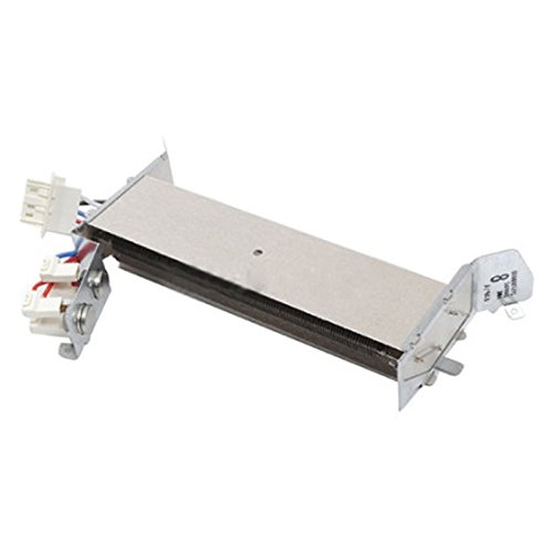 Spares2go unidad calefacción elemento calefactor