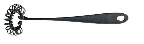 Fiskars FunctionalForm Spiralbesen, schwarz