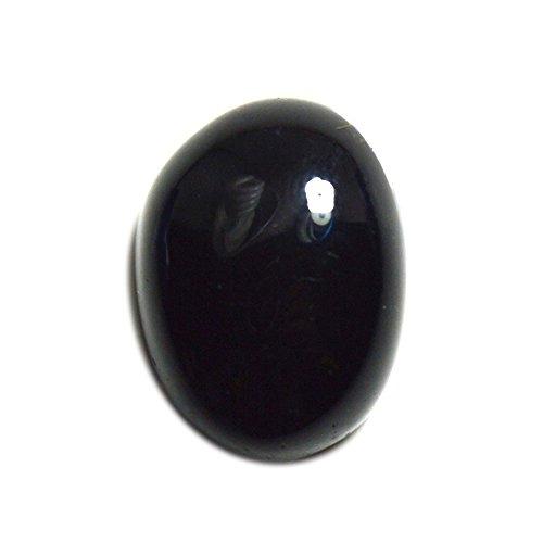 55Carat Onyx Stone 12 Carat Original Natural Oval Loose Gemstone Black