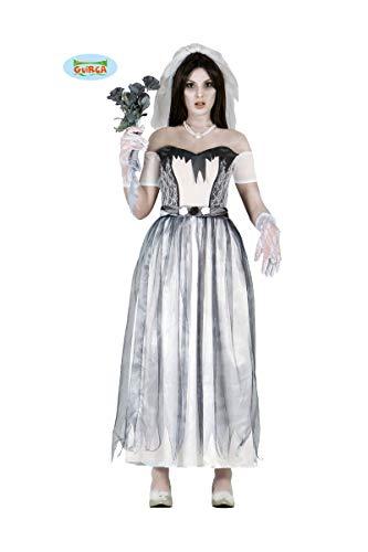 Fiestas guirca costume sposa fantasma per travestimento halloween