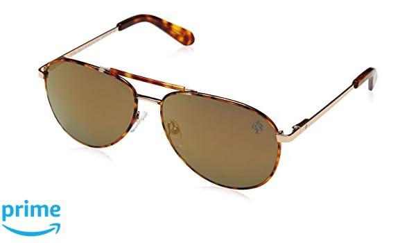 STARLITE Gafas de Sol Ace Alejandro Sanz, Amarillo, Montures de Lunettes Mixte Adulte, (Amarillo), 58